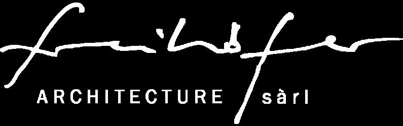 freihöfer architecture sàrl